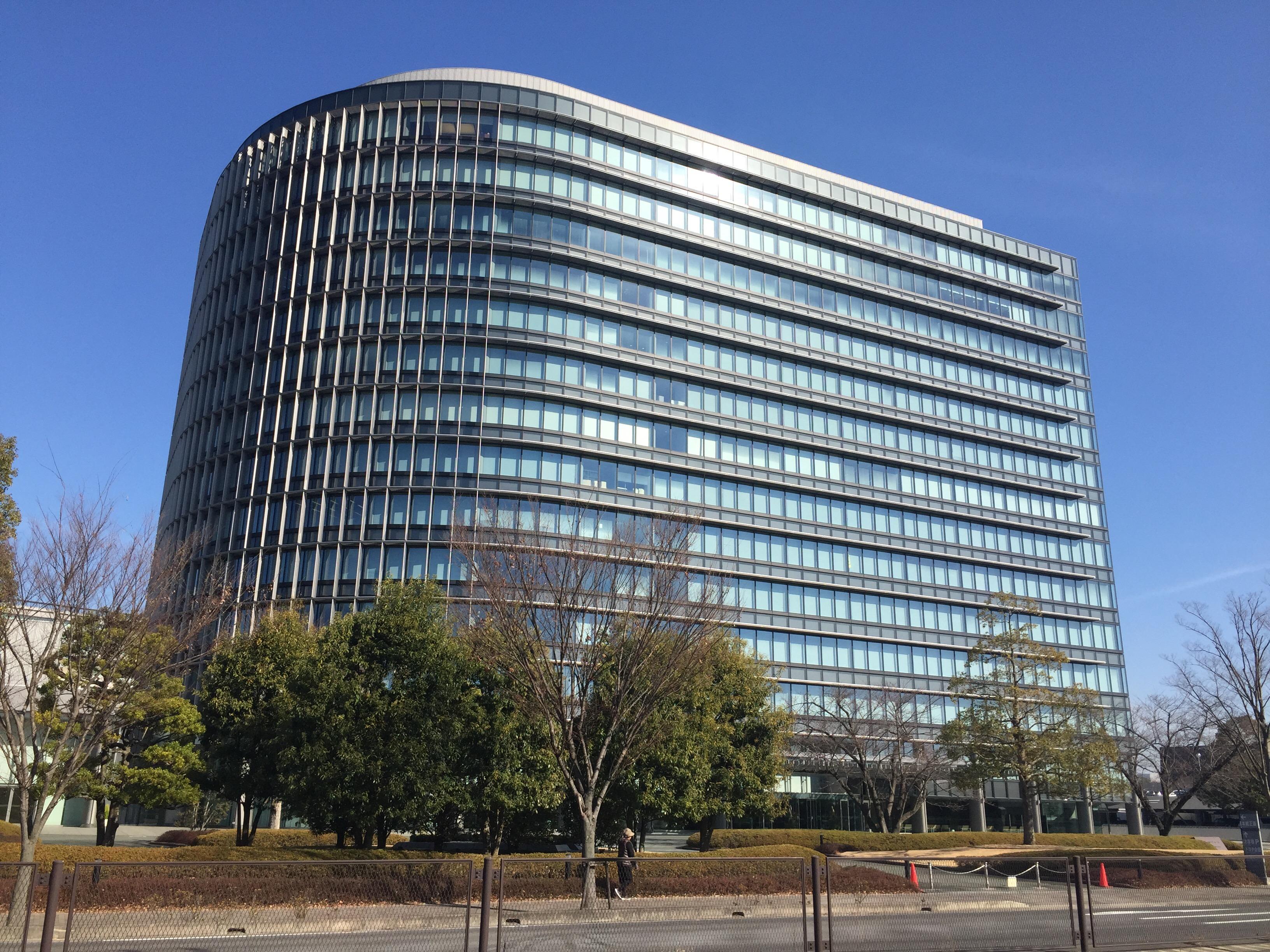 トヨタ本社 - 福田健児のブログ