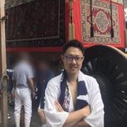 祇園祭,月鉾,山鉾巡行,福田健児