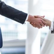 出会い,握手,ビジネス,交渉成立