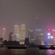 Bund,わいたん,プードン,ワイタン,上海,外灘,浦東,浦東新区陸家嘴金融貿易中心区,黄浦江