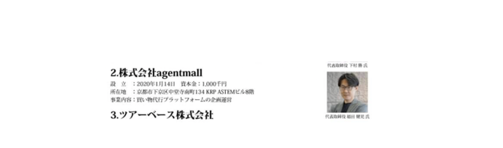 INDEPENDENTSCLUB京都,インデペンデンツクラブ京都,株式会社agentmall,agentmall,エージェントモール,福田健児