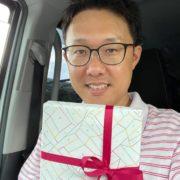 福田健児,誕生日,誕生日プレゼント,株式会社だべろー,だべろー,新法人,法人登記