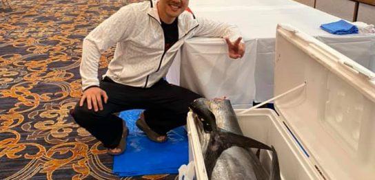 マグロ,マグロ漁船,マグロ釣り,マグロ解体ショーHIU,HIU青森合宿