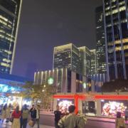 深セン,深圳,夜の街,夜景