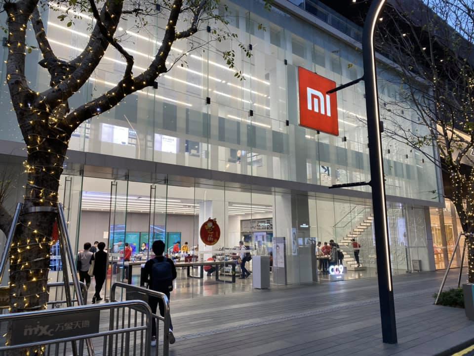 深セン,深圳,夜景,MI,小米科技,Xiaomi,シャオミ