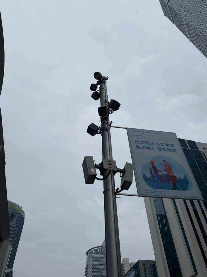 深セン,深圳,華強北,華強北路,電気街
