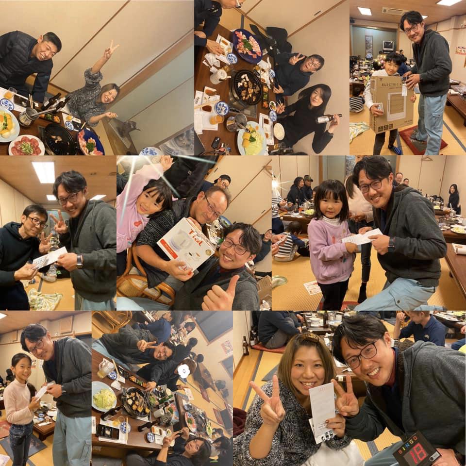 栄興運,さかえこううん,忘年会,京都の久御山町の運送会社