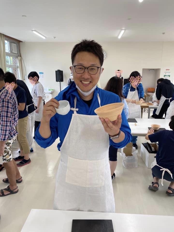 福田健児,BUNACO,BUNACO手作り体験,白神山地,ブナ