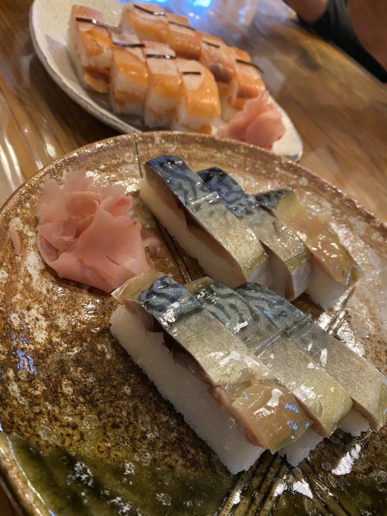 鯖寿司,サバ,鯖,サバ寿司,鯖ずし,鯖寿し,鯖街道,367号線