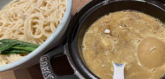 麺や高倉二条のつけ麺
