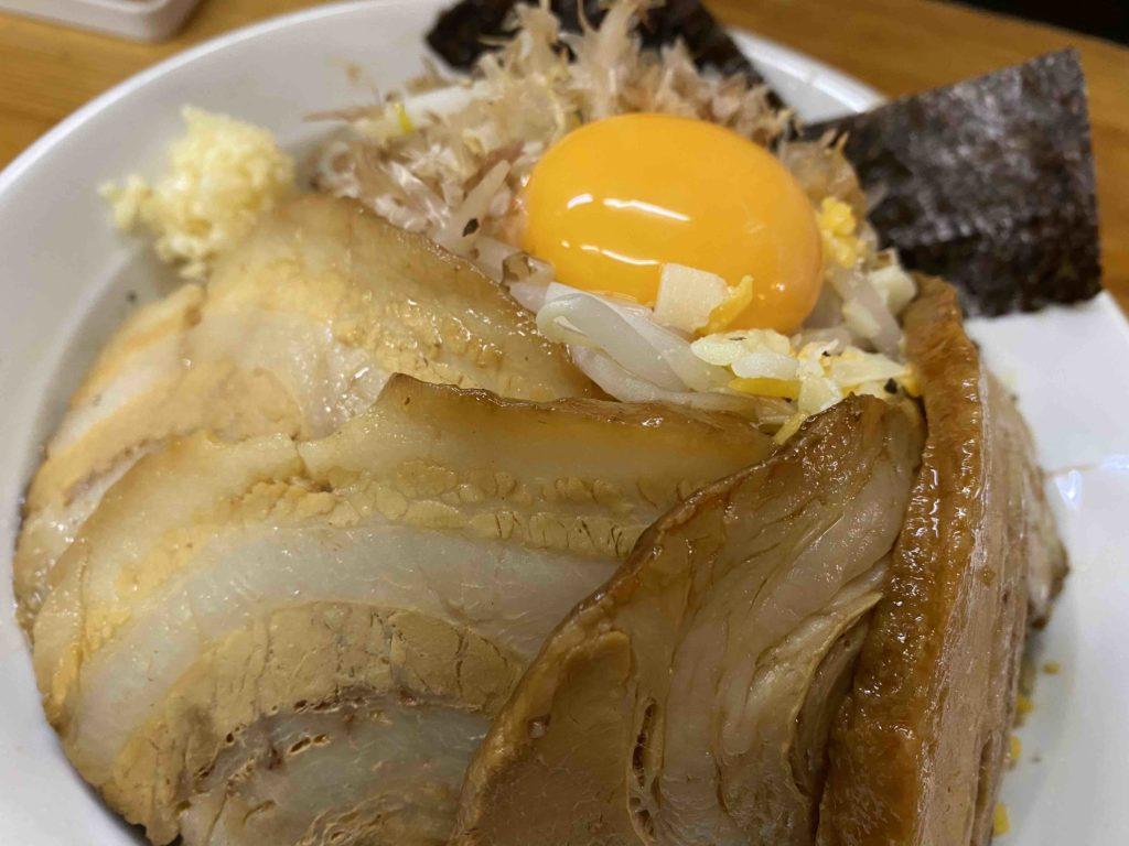 麺屋ガテン,麺屋ガテンなんば心斎橋本店,MAZEそば,混ぜそば