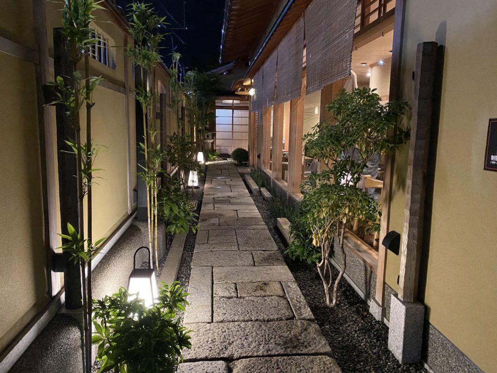 天ぷら圓堂,天ぷら,圓堂,八坂本邸,祇園,八坂通り,建仁寺