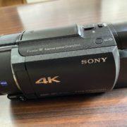ソニー,SONY,FDR-AX60,デジタル4Kビデオカメラレコーダー,ビデオカメラ,HANDYCAM,ハンディカム