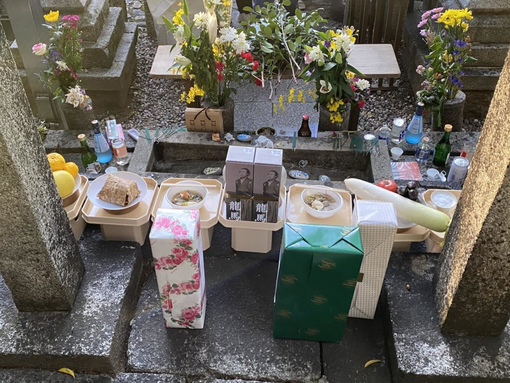 京都霊山護国神社,龍馬祭,霊山墓地,坂本龍馬,中岡慎太郎,藤吉,軍鶏鍋