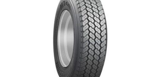 トレーラー専用オールシーズンタイヤ新商品『M746』