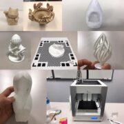 3Dプリンター講座,3Dプリンター