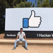 Facebook本社,MenloPark,HackerWay