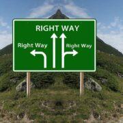後悔しない選択,Right Way