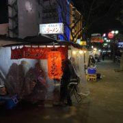 博多の中洲の屋台