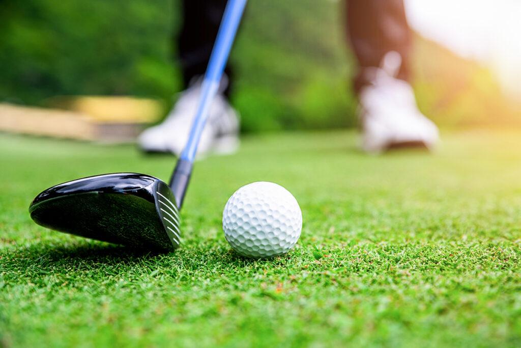 ゴルフ,自己ベスト更新