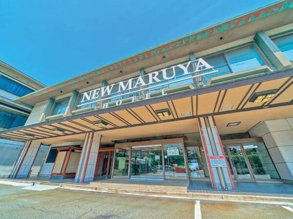 片山津温泉にある湯快リゾートNEW MARUYAホテル