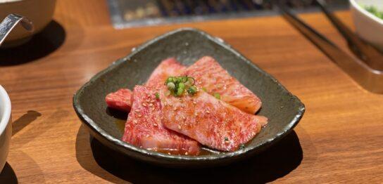 京都益市本店の肉