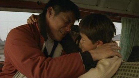 パッチギlove&peaceのアンソンと息子チャンス